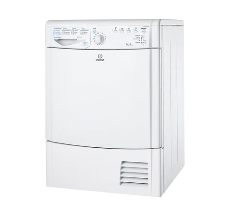 INDESIT IDCA7H35BTM Condenser Tumble Dryer - White