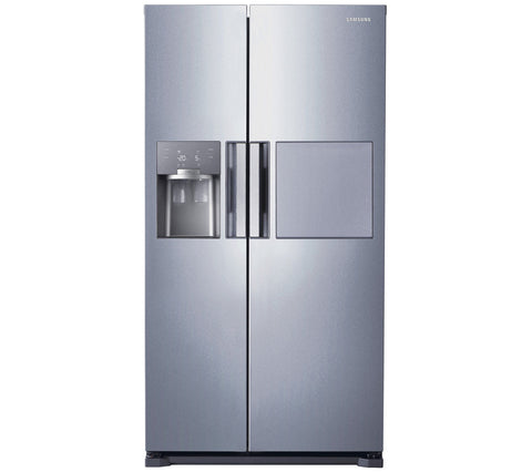 SAMSUNG RS7677FHCSL American-Style Fridge Freezer - Stainless Steel