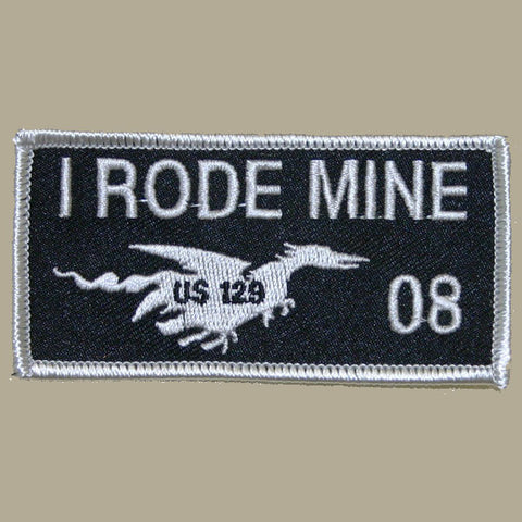 I Rode Mine Patch (Previous Years)
