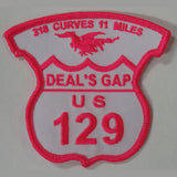 129 Shield Large Patch