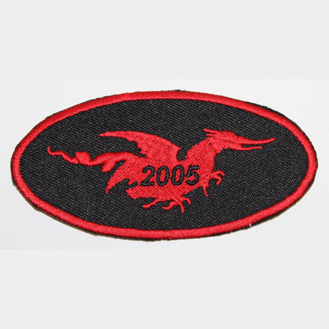 Dated Dragon Oval Patch (Previous Years)