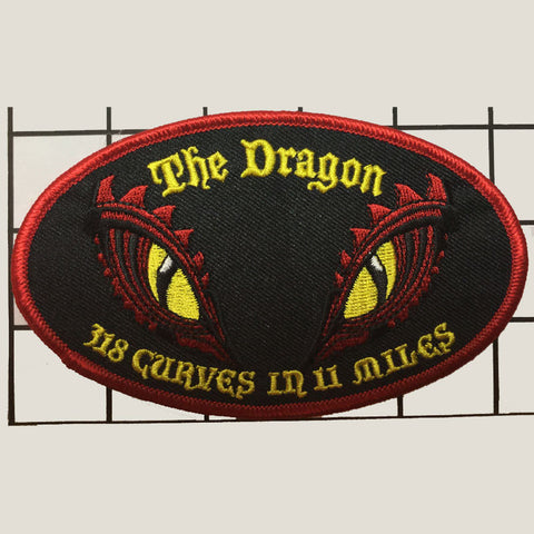 Dragon Eyes Patch