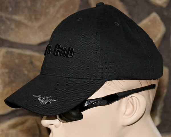 Black Stealth Hat