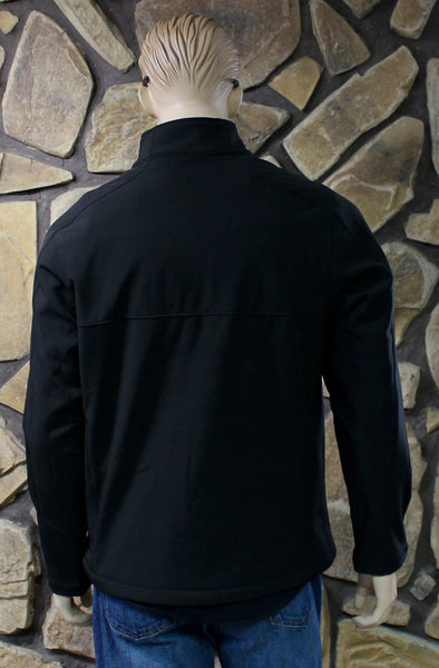 Embroidered Neoprene Jacket