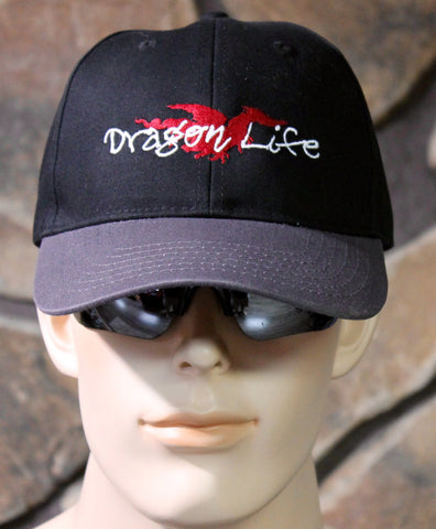 Dragon Life Maroon Hat