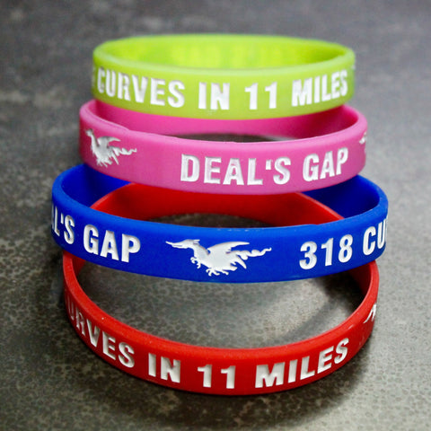 Deals Gap Wrist Band