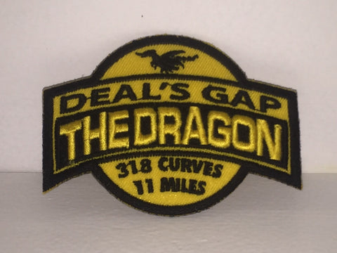 Circle Bar Patch