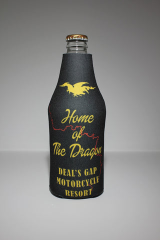 Map Bottle Coozie