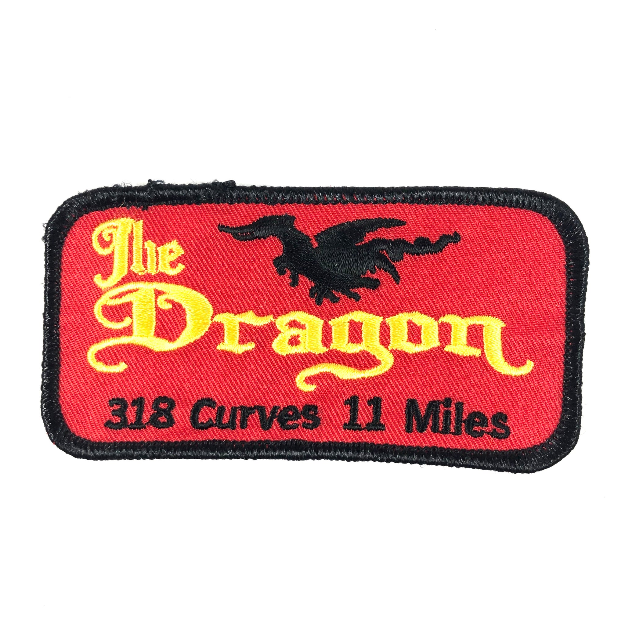 The Dragon Small Patch