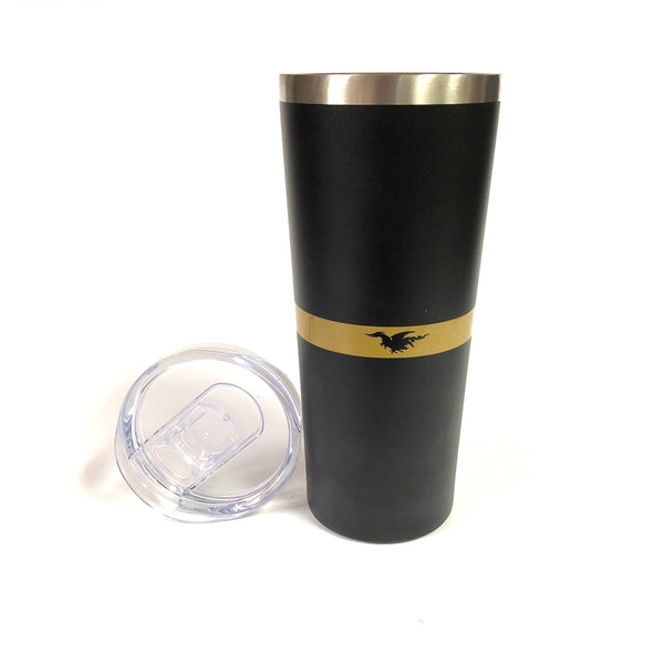 Tumbler - Matte / Black / Shield