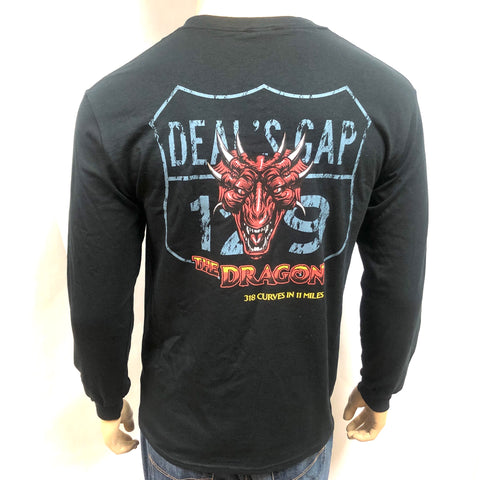 Dragon Head / Sign l/s