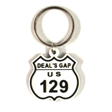 129 Shield Keychain