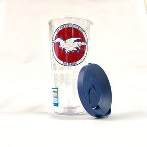 24oz Brick Dragon Tervis