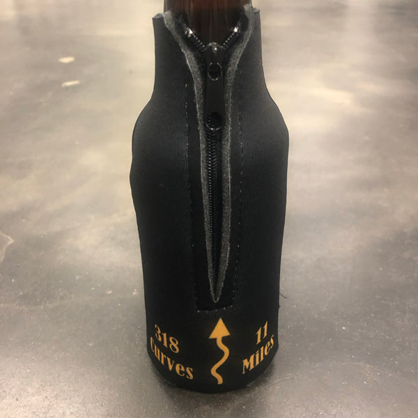 Coozie - Map Bottle
