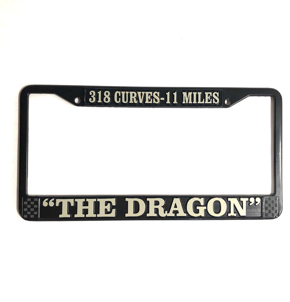 Car License Plate Frame, Metal