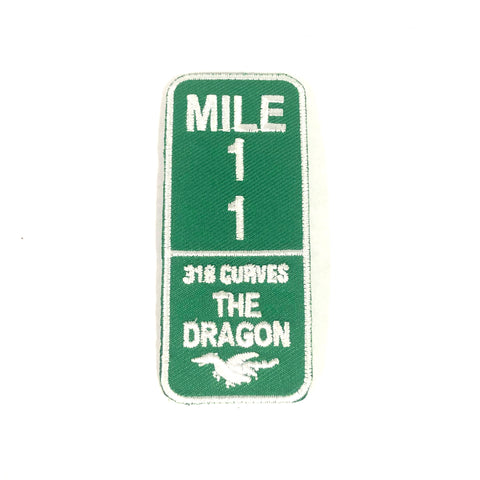 Mile Marker Patch