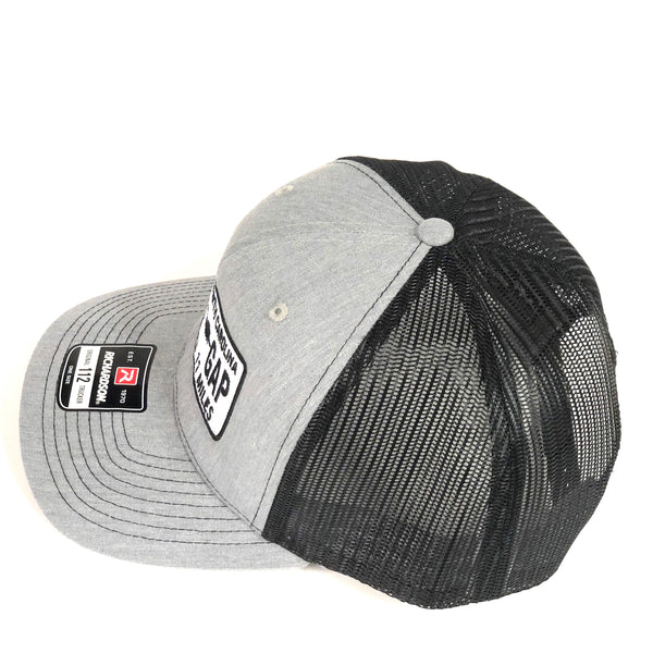 Trucker Gray / Black