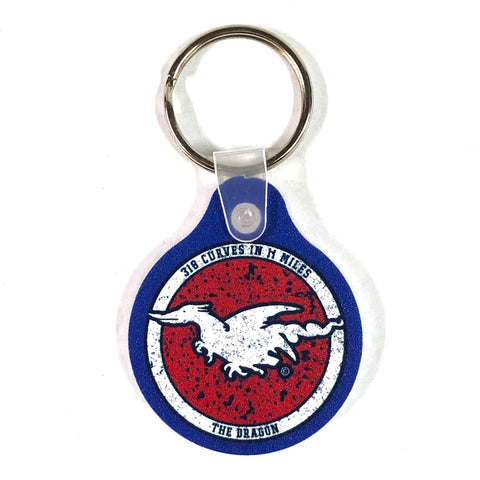 Brick Dragon Keychain