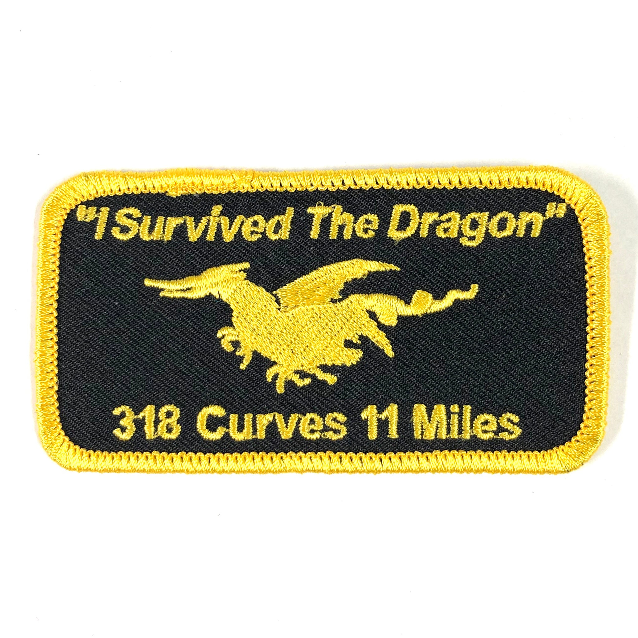 I Survived Small Yellow Patch