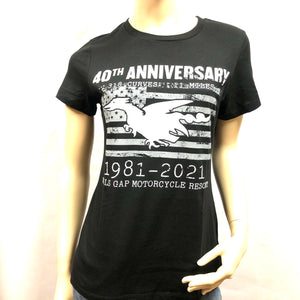 40th Anniversary Ladies DGMR s/s