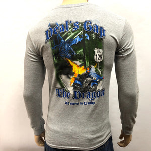 Goldwing Grey Long Sleeve