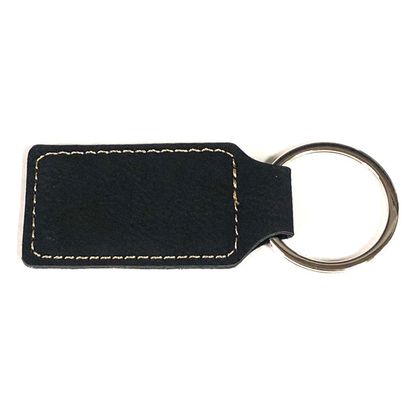 Leather 2.0 Keychain