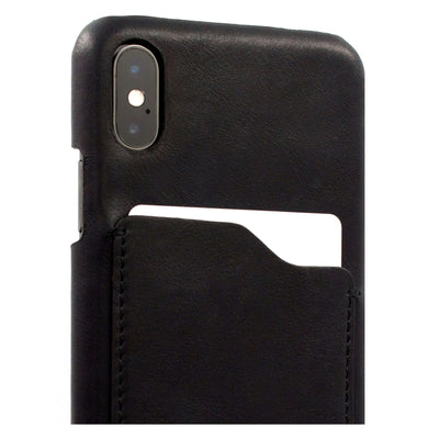 Phone Case Phone Case for iPhone X & iPhone XS with Card Pocket - Jaimie Jacobs Wallets