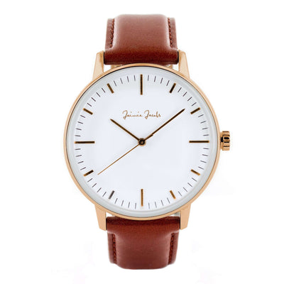 Jaimie Jacobs Watch Rose Gold Watch Schwabing Sunrise jamy jamie jami jakobs