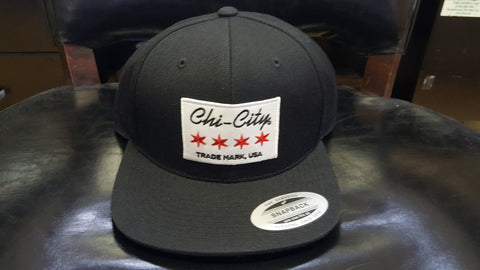 Black Trademark, USA Snapback