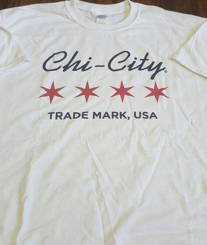 Chi-City Trademark, USA Tee