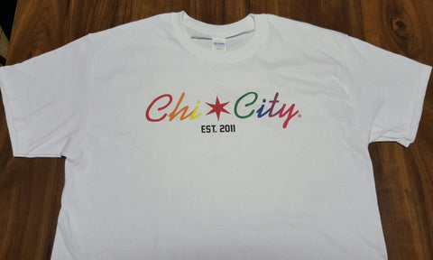 2nd Generation Classic Logo- Chi-City Pride
