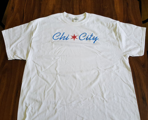 Chi-City Apparel 2nd Generation Logo Variant 2