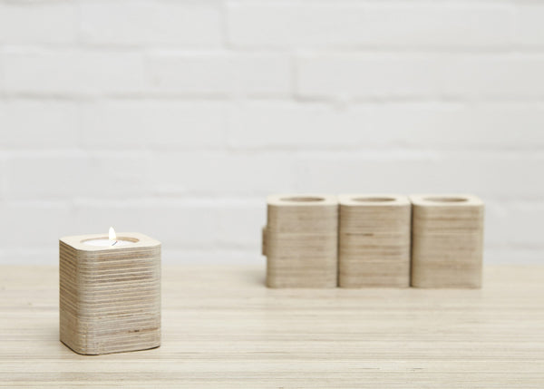 Lambda Candle Holder - HAME