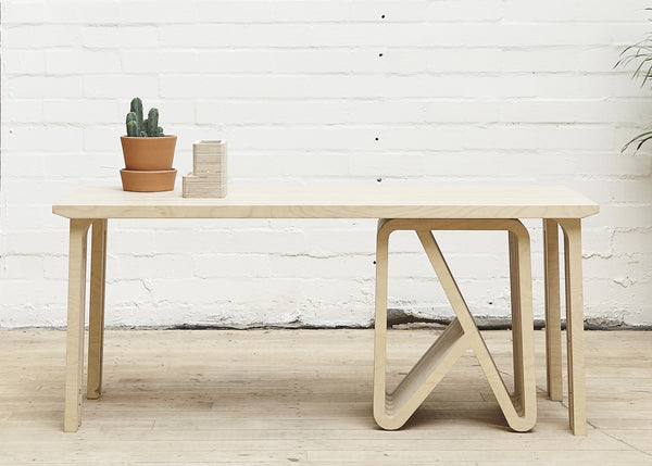 Lambda Coffee Table - HAME