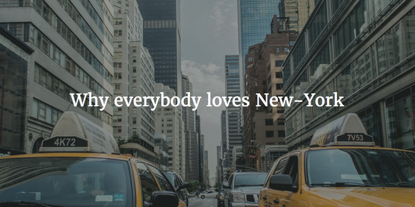 Why everybody loves new-york city