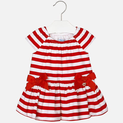 Stripes poplin dress 1966