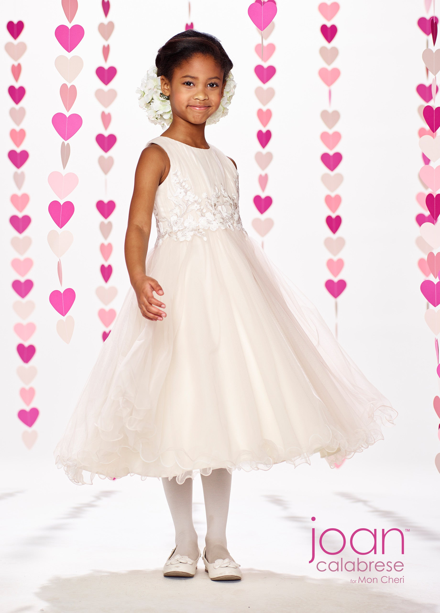 217388 Flower Girl Dress