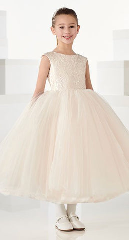 219303, Joan Calabrese Flower Girl Dress