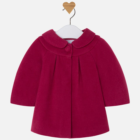 2417 Baby girl cloth coat