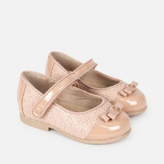 42820M Padded Mary Jane shoes