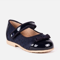 42820 Padded Mary Jane shoes