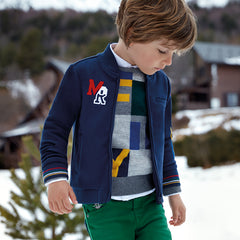 4405 Bomber jacket for boy