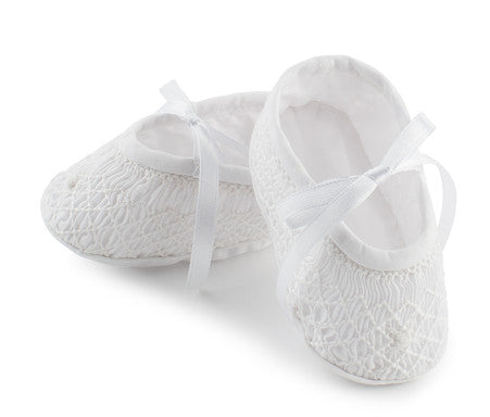 5903 Smocked Bootie