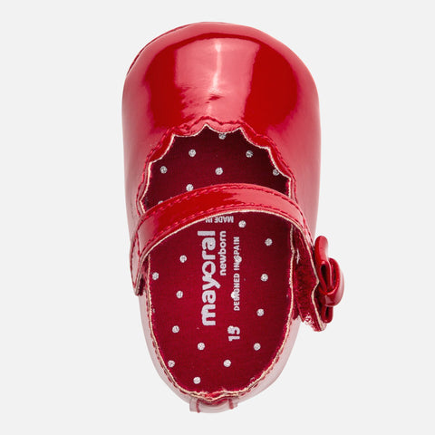 9217 Patent Leather Mary Jane Shoes