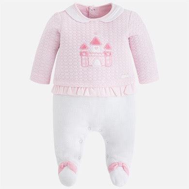 Pullover overalls, Baby girl onesie with jumper