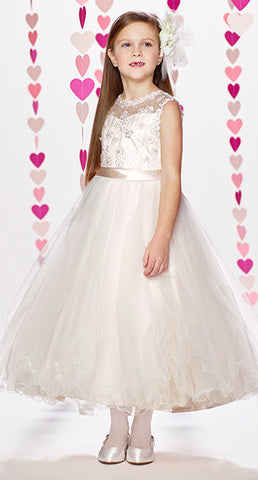 217372 - Flower Girl Dress