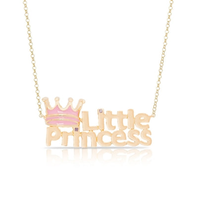 LN447N-2T, Little Princess Necklace