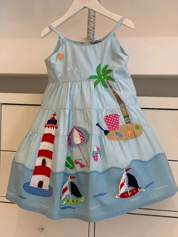 Lighthouse dress