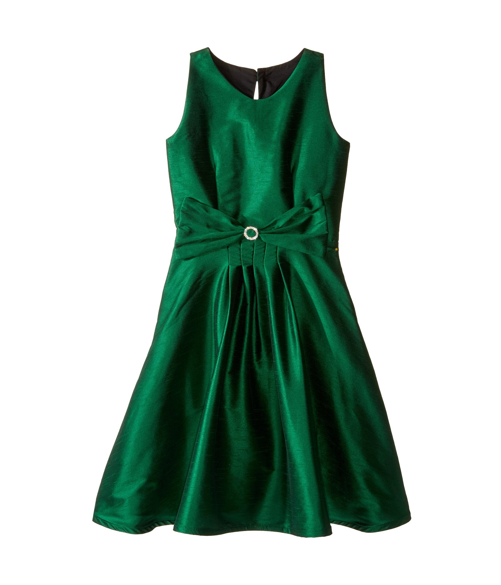 Holiday Green Dress