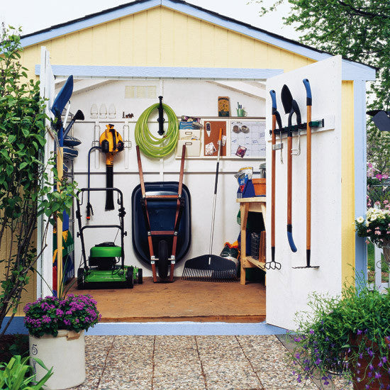 Fall Project: Organize Your Toolshed